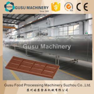Ce SUS304 Gusu Chocolate Bar Moulding Machine (QJJ275) pictures & photos