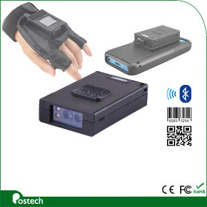 Mini Bluetooth 1d/ Qr 2D Barcode Reader/Scanner Ms3392 pictures & photos