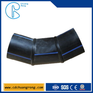 HDPE Fabricated Fitting 11.25 Degree Elbow pictures & photos