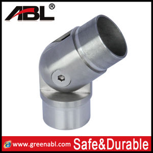 Stainless Steel Pipe Handrail Fitting Elbow Joint Cc64 pictures & photos