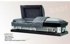 American Style Steel Coffin (18097197)