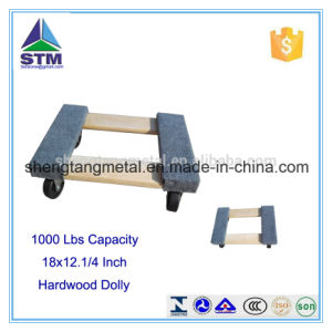 Heavy Duty Moving Furniture Wooden Dolly