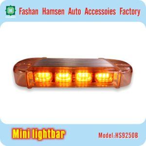 High-Intensity LED Warning Mini Lightbar for Police Fire Light Emergency Strobe Light pictures & photos