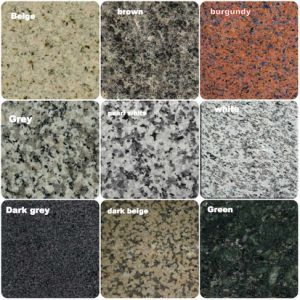 G681/G684/G365/G682/G603/G654/G640/G687/Biancosardo/Cristal White/Grey/Red/Yellow/Brown/Beige/Green/Black China Cheap Granite for Flooring/Pavement/Tile/Steps pictures & photos