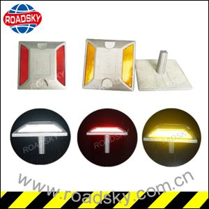Resistance 30tons Sand Filling Cast Aluminium Reflective Road Marking Studs pictures & photos