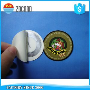 Customized Size Ntag203 NFC Tag pictures & photos