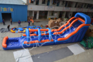 Inflatable Long Water Slide Inflatable Slip (CHSL502) pictures & photos