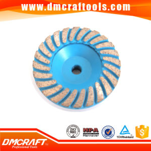 Segmented Turbo Cup Grinding Wheel pictures & photos