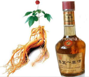 Top Korean Ginseng Tonic Wine,Anticance,Enhance Immunity, Enhance Memory,Prevent Diabetes,Prevent Hypertension,100% Natural Aphrodisia Health Food,Prolong Life pictures & photos