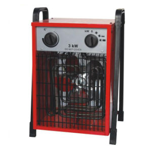 Free Standing Portable Industrial Fan Heater pictures & photos