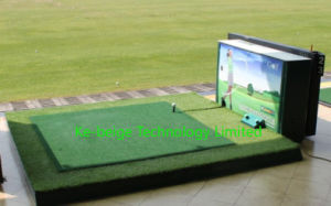 Golf Auto Tee up Machine for Assisting Golfers Practice pictures & photos
