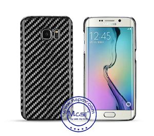 High Luxury Carbon Fiber Mobile Phone Cover for Samsung S7 pictures & photos