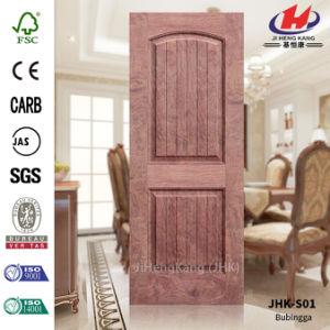 EV-Black Walnut (518C) Veneer HDF Door Skin pictures & photos