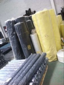 Customized Length Polyester Pleated/ Plisse Mesh pictures & photos