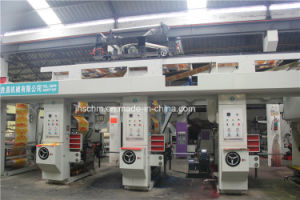 Aluminum Foil Gravure Printing Machine pictures & photos
