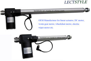 24V DC Stroke 250mm Linear Actuators for Electric up-Down Beauty Bed pictures & photos
