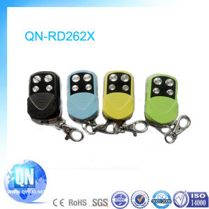 Hot Garage 4 Buttons RF Remote Control Handset Qn-Rd262X pictures & photos
