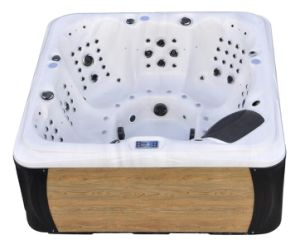 102 Ss Jets 46 LED Lights Whirlpool Massage SPA Tubs pictures & photos