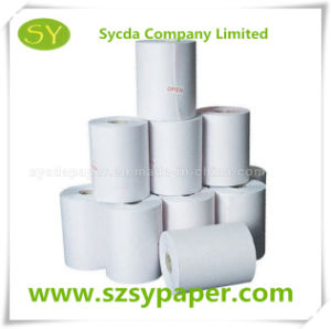 Anti Oil/ Alcohol/ Friction Thermal Paper Register Roll pictures & photos