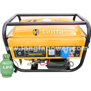 2kVA/2.5kVA/5kVA Hand Start Home Use Portable Gas Generator pictures & photos