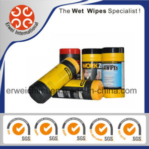 Industrial Heavy Oil & Dirt Remover Wet Wipes and Wet Towels pictures & photos