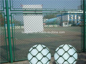 Hot Sale High Quality Chain Link Fence (HPZS6006) pictures & photos