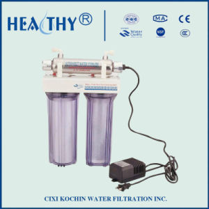 Water Filter With UV Light (KCUT-2UV) pictures & photos