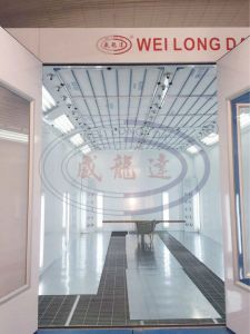 Automobile Car Spray Paint Booth with High Quality Wld8400 pictures & photos