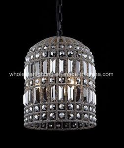 Classic Lanterms Crystal Graupel Chandelier (WHG-744) pictures & photos