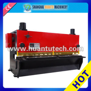 Sheet Metal Guillotine Shear Sheet Metal Cutting Machine pictures & photos