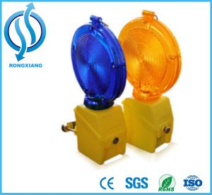 Safety Flashing LED Warning Light for Road Barricade pictures & photos
