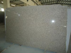 Yellow Granite G657 Rosa Luna pictures & photos