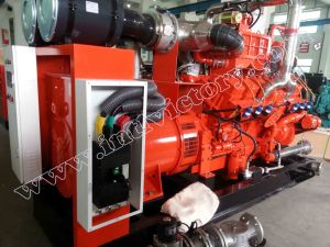 110kw/138kVA Cummins Natural Gas Engine Generator Set pictures & photos