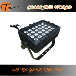 Die Casting Aluminum Waterproof LED Stage Spotlight pictures & photos