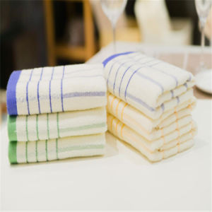 Bochang 100% Cotton Jacquard Full Size Bath Towel with High Quality