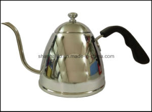 Stainless Steel Tea Pot Coffer Pot pictures & photos
