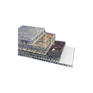 Semi-Edge Shapes A3003/A5052 Aluminum Honeycomb Panel pictures & photos