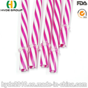 Colorful PP Plastic Hard Straw for Drinking (HDP-0030) pictures & photos