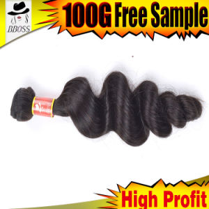 Wholesale Cheap Grade 9A Brazilian Human Hair pictures & photos