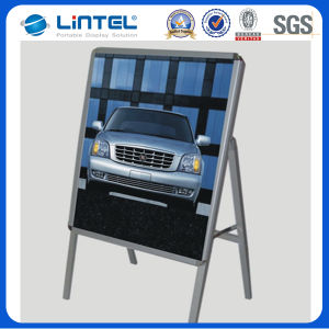 Free Standing Aluminum Poster Board Outdoor Sign (LT-10-SR-32-A) pictures & photos