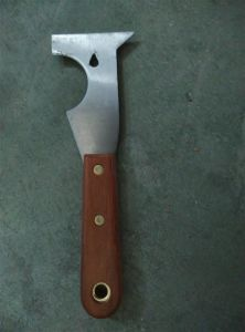 "1"" Wood Handle Putty Knife pictures & photos"