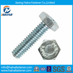 Best Price Grade4.8 Blue Zinc Plated Hex Bolts pictures & photos