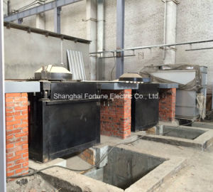 500 Kg 0.5 Ton Medium Frequency Induction Melting Furnace pictures & photos