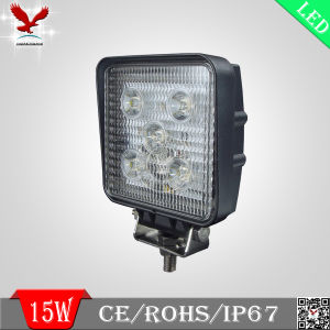 LED Offroad Work Lamp 15W Spot (HCW-L1509S)