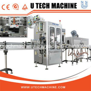 500bottles Per Hour Shrink Sleeve Labeling Machine pictures & photos
