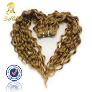 100% Unprocessed Human Hair Extension Jerry Curly