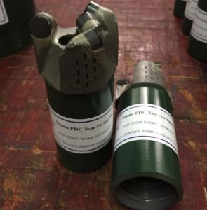 56mm 60mm 65mm 66mm 75mm 76mm PDC Hard Rock Drill Bit pictures & photos