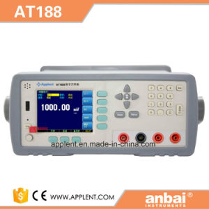 Digital Multimeter with TFT True Color LCD Display (AT188) pictures & photos
