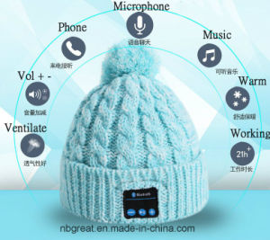 Fashion Warm Bluetooth Music Caps pictures & photos