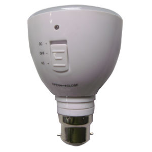 E27 B22 Rechargeable LED Bulb with Emergency Function pictures & photos